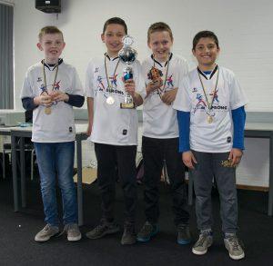 1e Prijs - De Sprong 1